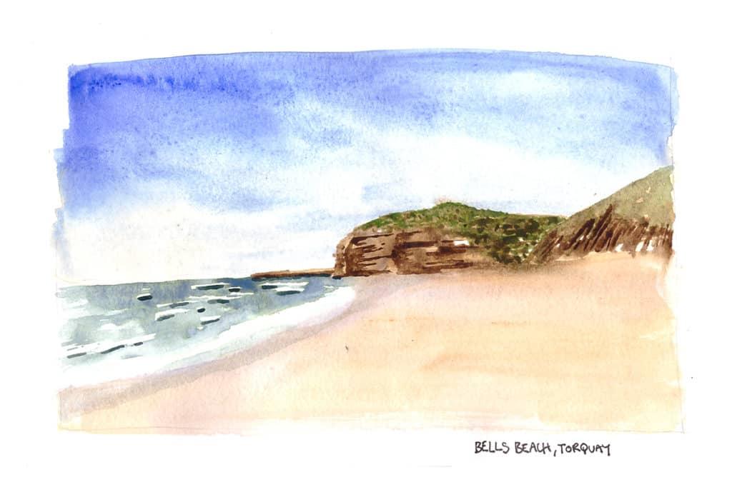 Bells Beach, Torquay, Great Ocean Road