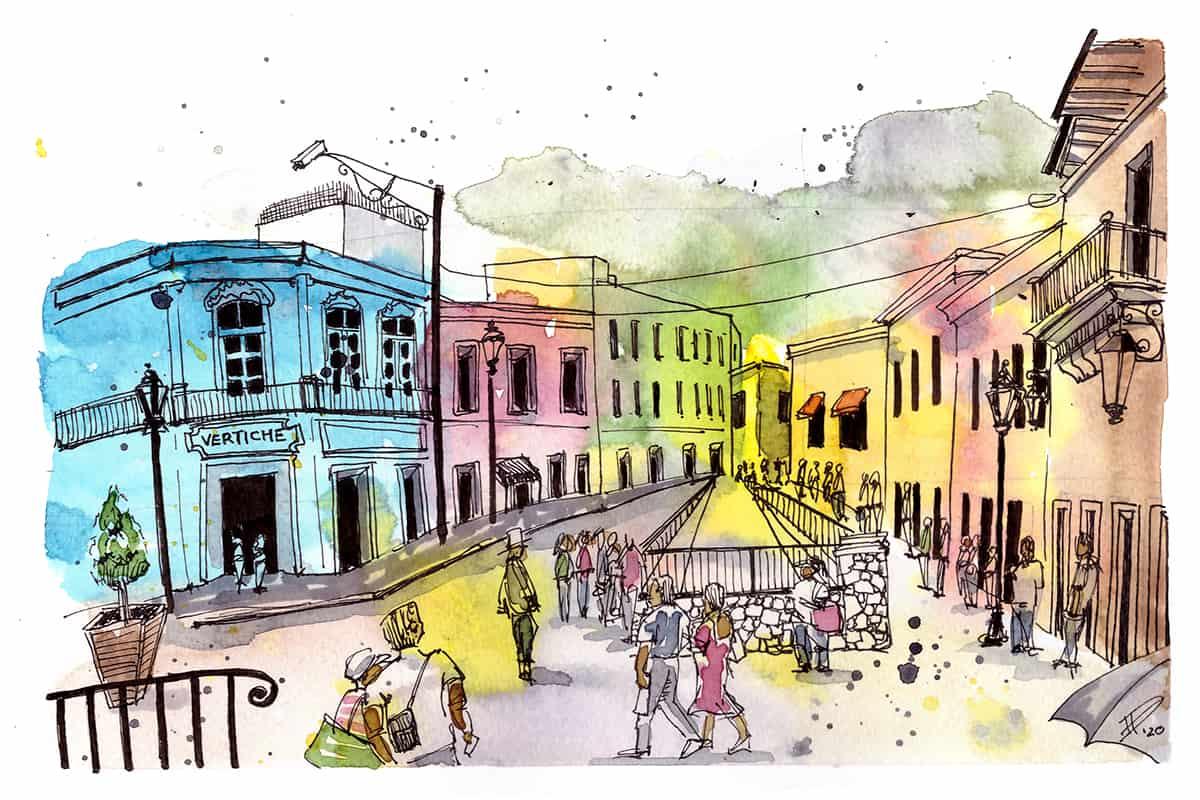 Best urban sketching classes on Skillshare