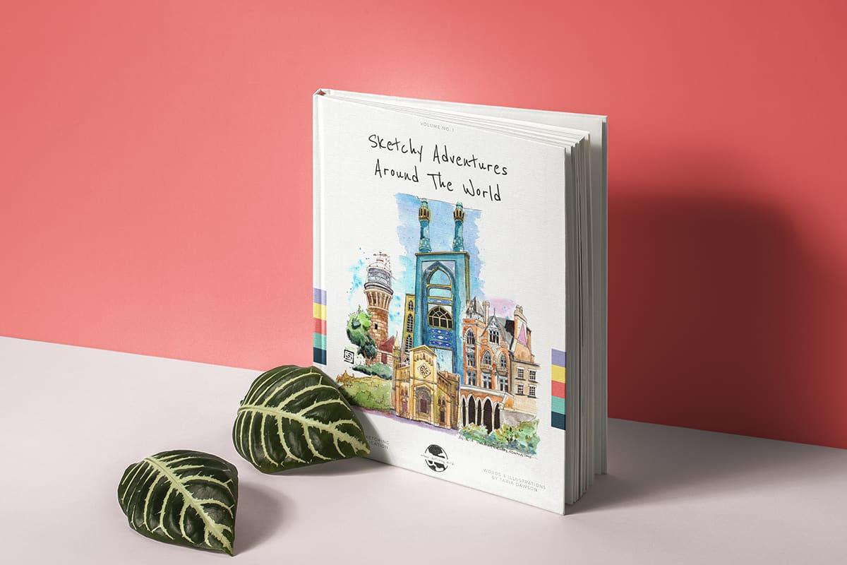 Sketchy Adventures Around the World Vol 1