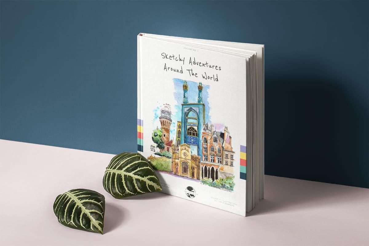Sketchy Adventures Around the World ebook